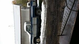 Winter project 1980 1 ton 4x4 dually