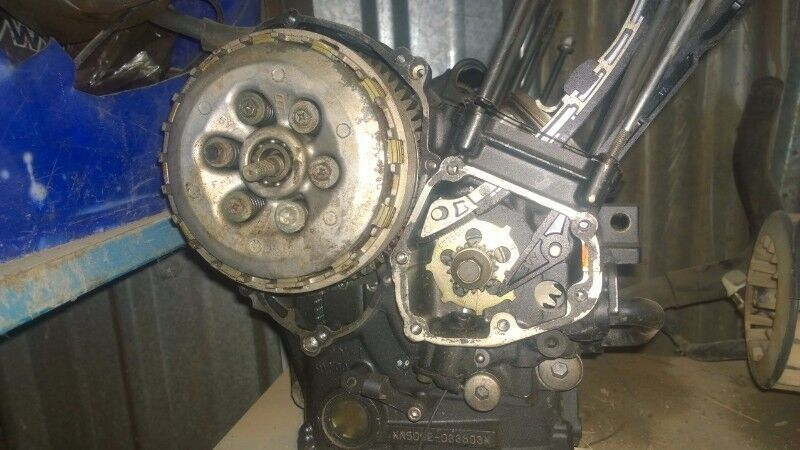 Motorcycle Gearbox  - Yamaha R1