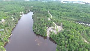 Plusieurs terrains à vendre chemin de la Pourvoirie, Alma Lac-Saint-Jean Saguenay-Lac-Saint-Jean image 10