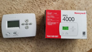Honeywell Pro400 Thermostat (for furnace/AC)