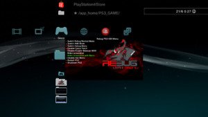 ps3 jailbreak / hack