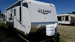 2012 JAYCO EAGLE SUPER LITE 284 BHS