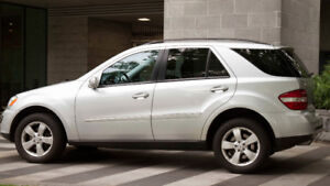 2007 Mercedes Benz ML 500 for sale. 70,500 Kms!