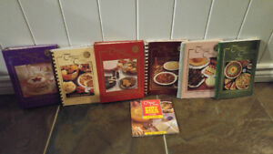 Company's Coming, Cook Books, Lot of 7