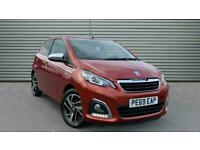 2019 Peugeot 108 1.0 Collection Top! (s/s) 5dr Convertible Petrol Manual