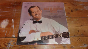 SEALED RECORD ALBUM LP HANK LOCKLIN A TRIBUTE TO ROY ACUFF 1962