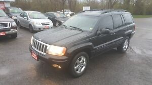 2004 JEEP GRAND CHEROKEE LIMITED *** SORRY SOLD ***
