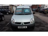 2009 RENAULT KANGOO 1.6 Authentique Automatic From GBP6,195 + Retail Package