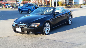 2004 BMW 6-Series Convertible