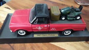 Canadian Tire Liberty Classics 1967 Chevy Pickup Die Cast
