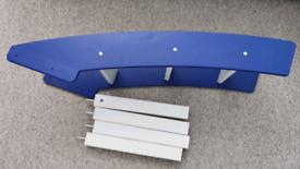 Scallywag mid height sleeper conversion kit