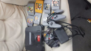 Console Nintendo 64.xbox360.wii.jeux.ds.gameboy