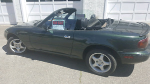 1997 Mazda Miata  Price  Reduction