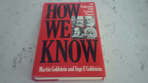 How We Know, An Exploration of the Scientific Process 1978 Kitchener / Waterloo Kitchener Area image 1