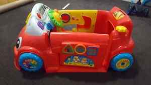 Fisher price laugh and learn car London Ontario image 3