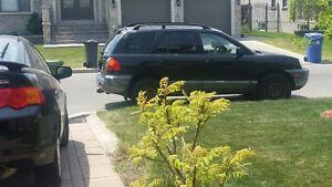 2004 Hyundai Santa Fe GL SUV