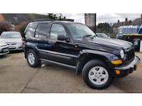 2007 Jeep Cherokee 2.8 CRD 4X4 Auto Sport*One Owner*161BHP*Excellent Cond.