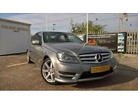 Mercedes-Benz C Class C220 Cdi Blueefficiency Sport AMG DIESEL AUTOMATIC 2011/11