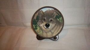 "Wolf Art, Bradford Exchange ""Collectable Fine Porcelain Plates Kitchener / Waterloo Kitchener Area image 9"