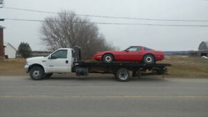 remorquage - transport - towing