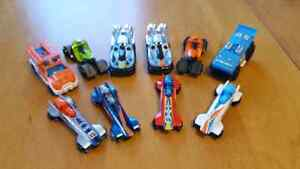 Hot Wheels ice team et bonus