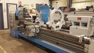 """*** NEW DEMO - 8.25"""" BORE - HOLLOW SPINDLE LATHE ***"""