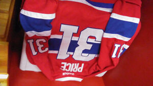 Monteral canadiens jersey