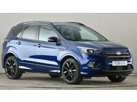 2018 Ford Kuga 1.5 EcoBoost 182 ST-Line X 5dr Auto FourByFour petrol Automatic
