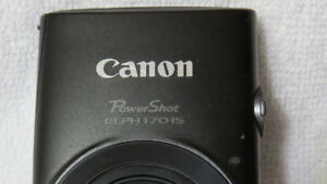 PRICE DROP   Canon ELPH 170IS Digital Camera
