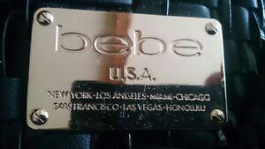 Black BEBE Handbag