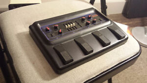 Rare - Ibanez Acoustic Guitar Multi-Effects