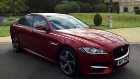 2017 Jaguar XF 2.0d (180) R-Sport 4dr Auto AW Automatic Diesel Saloon
