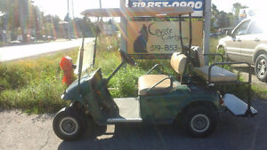 2006 EZGO ELECTRIC GOLF CART