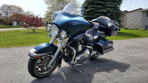 2004 Harley Davidson Electra Glide Classic