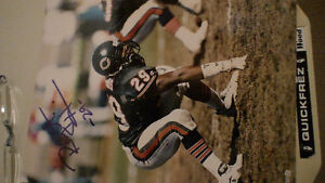 Chicago Bears,Collection etc. some signed items Belleville Belleville Area image 4