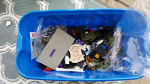 Mega bloks - has some Halo - make an offer, need to clear out