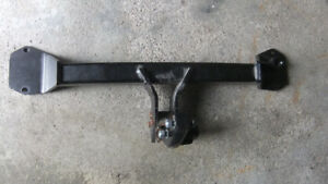 BMW X3 series european trailer hitch from 2011 in exc cond
