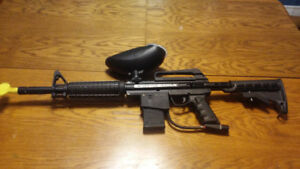 PaintBall Gun mark BT Omega