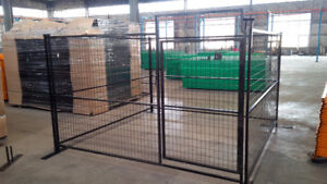 CONSTRUCTION/SECURITY FENCING  DOG RUNS