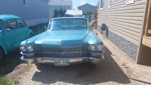 1963 great running Cadillac Deville