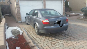2005 Audi A4 3.0 Sedan certified&etested