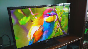 "46"" SAMSUNG 6 SERIES SMART TV, 240 HZ WITH 2 MO. WARRANTY"