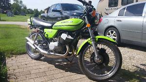 1974 Kawasaki H1-E