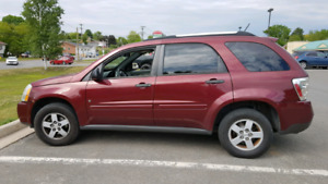 2007 Equinox AWD - 3.4L V6 with remote start