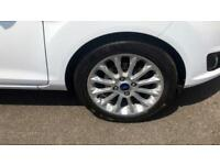 2013 Ford Fiesta 1.6 Titanium X Powershift Automatic Petrol Hatchback