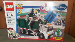 Lego Toy Story 7599 Garbage Truck Getaway LIMITED EDITION