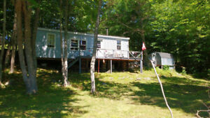 Camp for sale on Medway River