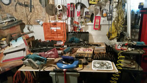Assortment of hand & power tools. Price $25.00 - $50.00 Stratford Kitchener Area image 1