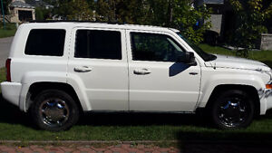 2010 Jeep Patriot North SUV, Crossover West Island Greater Montréal image 1