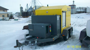 Wacker Neuson E3000 Ground Heater 2012